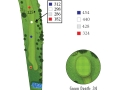 Course Guide Hole 1